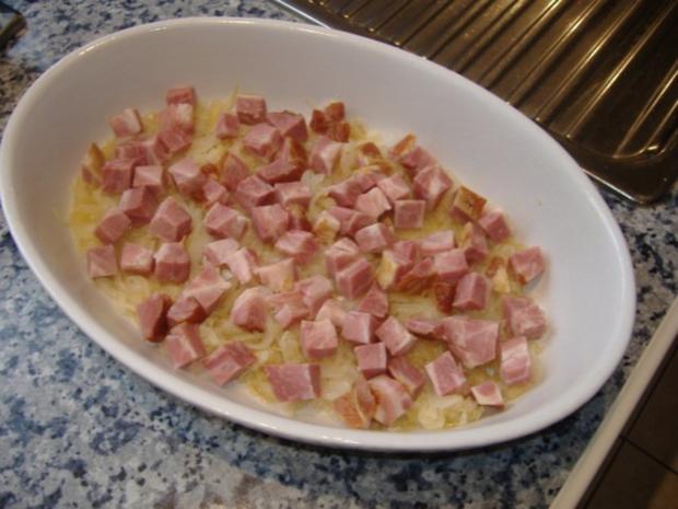 Deftiger Sauerkrautauflauf - Rezept - Bild Nr. 2