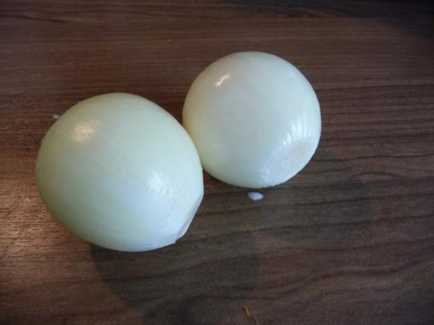 Suppen & EIntöpfe : Kartoffelsuppe mit Hackbällchen - Rezept - Bild Nr. 8