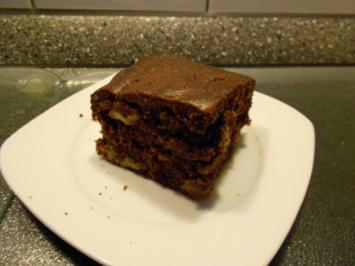 Brownies (Boston Brownies) - Rezept