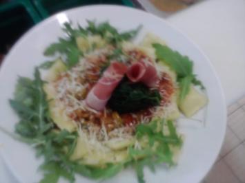 Ravioli Parma - Rezept