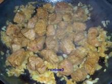 Kochen: Nudel-Rindfleisch-Pfanne - Rezept