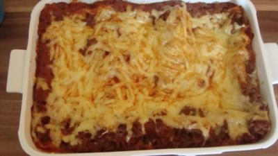 """Lasagne... schmeckt selbst """"Tomatenmuffeln"""" - Rezept"""