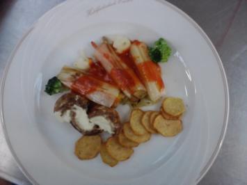 vegetarische platte - Rezept