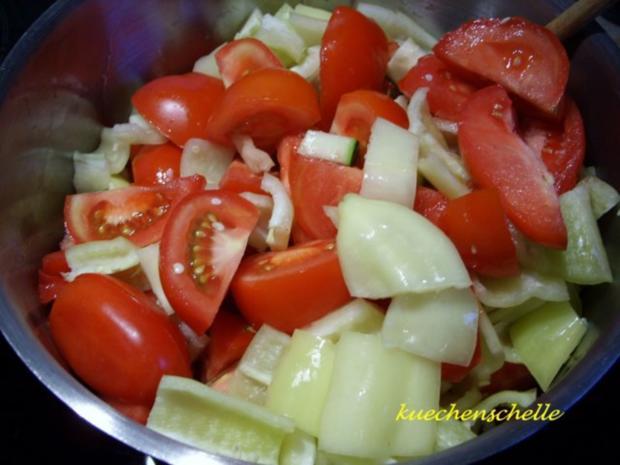 Vorrat: Tomatensauce - Rezept - Bild Nr. 4