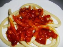 Tomatensause Nostalgie - Rezept