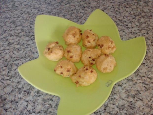 Käse-Schinken-Büddel - Rezept