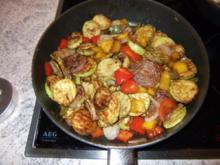 Italienisches Gemüse Dieter´s Art - Rezept