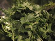 Rucola-Cocktailtomaten-Salat - Rezept