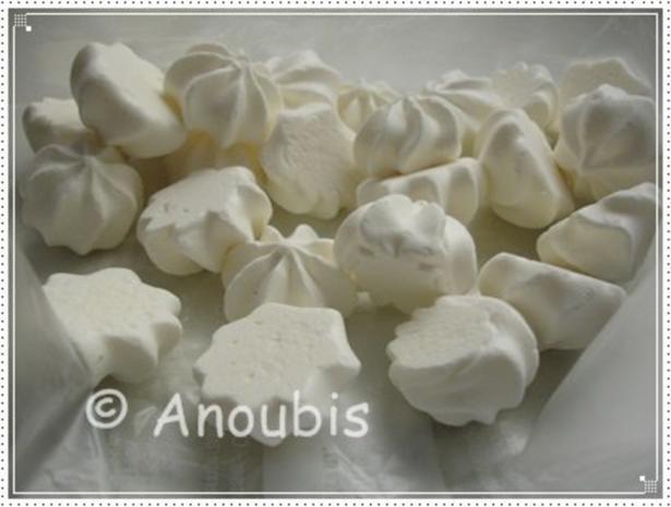 Dessert - Himbeer-Baiser-Creme - Rezept - Bild Nr. 4