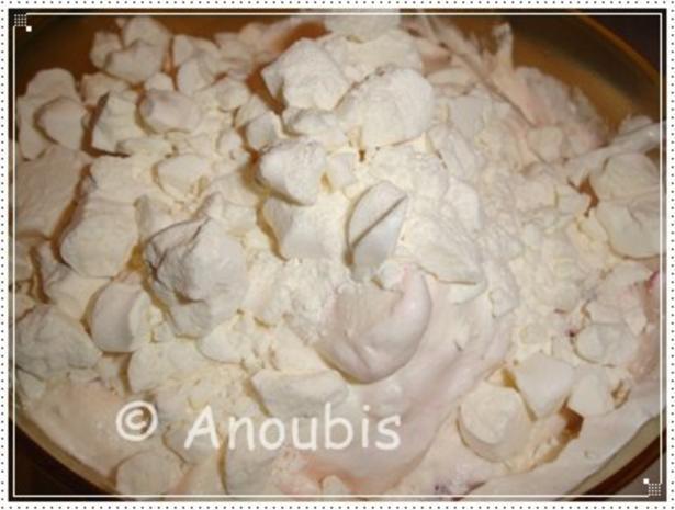 Dessert - Himbeer-Baiser-Creme - Rezept - Bild Nr. 7