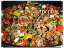 Hauptgericht vegetarisch - Ratatouille à la Gemüsekiste - Rezept