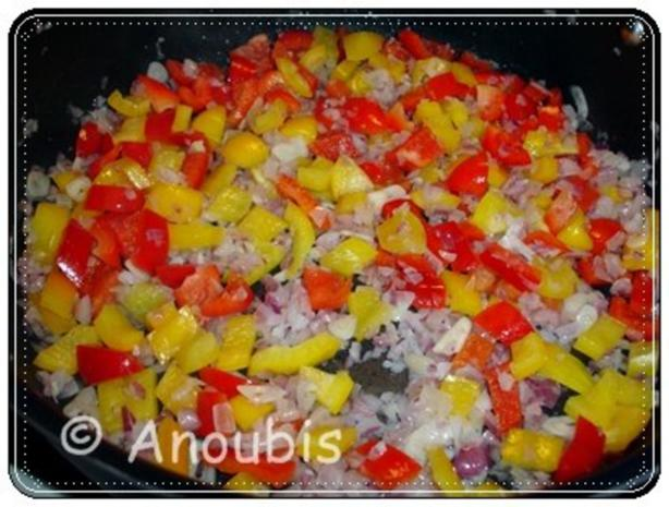 Hauptgericht vegetarisch - Ratatouille à la Gemüsekiste - Rezept - Bild Nr. 4