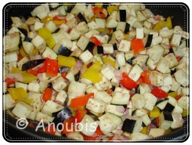 Hauptgericht vegetarisch - Ratatouille à la Gemüsekiste - Rezept - Bild Nr. 5