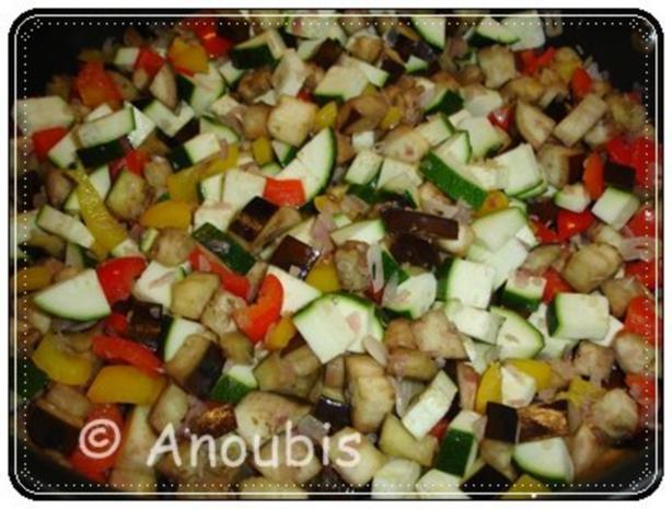Hauptgericht vegetarisch - Ratatouille à la Gemüsekiste - Rezept - Bild Nr. 6