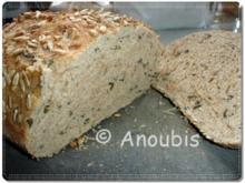 Brot/Brötchen - Bärlauchbrot ganz fix - Rezept