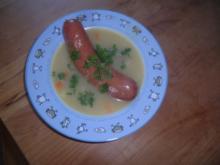 Kartoffelsuppe à la Rainer - Rezept