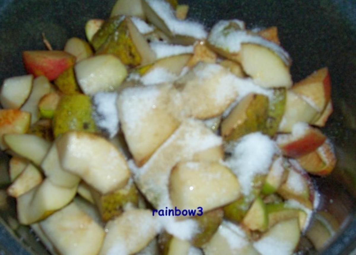 Einmachen: Birnen-Apfelmus - Rezept Durch rainbow3