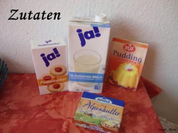 Buttercreme - Rezept