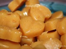 Honigtoffees - Rezept