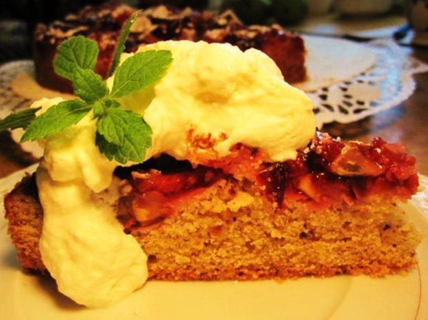 Rezept Zwetschgenkuchen Rührteig zwetschgenkuchen mit rührteig rezept kochbar de