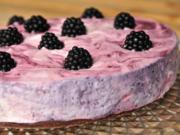 Kuchenzwerg: Brombeer Zitronen Torte - Rezept
