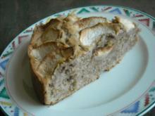 Apfel - Walnuss - Kuchen - Rezept
