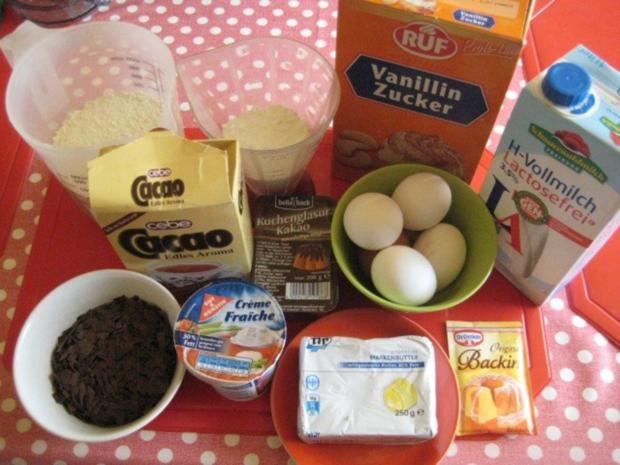 Marmorkuchen - Rezept - Bild Nr. 2