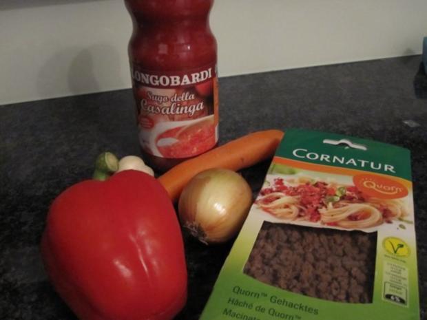 Vegetarische Bolognese - Rezept - Bild Nr. 2