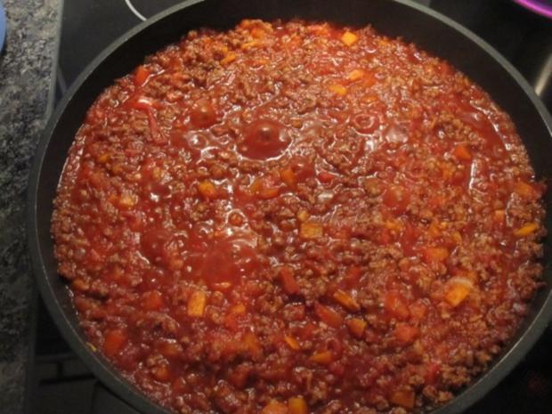 Vegetarische Bolognese - Rezept - Bild Nr. 8
