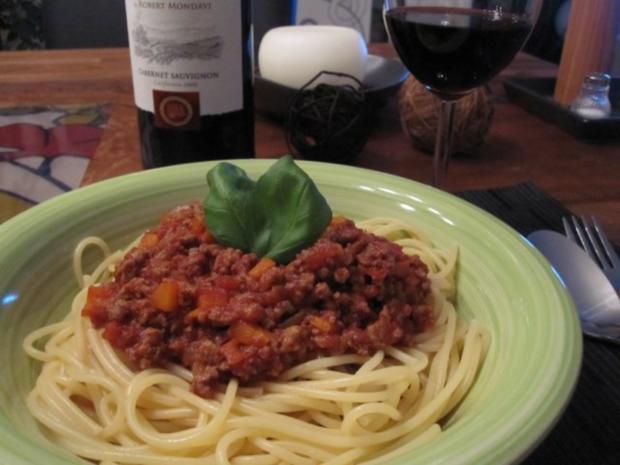 Vegetarische Bolognese - Rezept - Bild Nr. 9