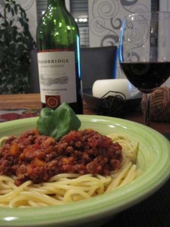 Vegetarische Bolognese - Rezept - Bild Nr. 10