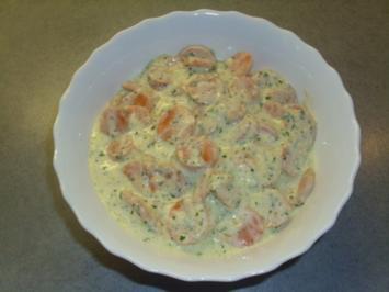 Möhren-Salat - Rezept