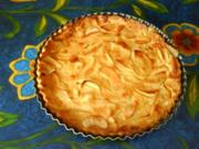Far breton mit Äpfeln - Rezept