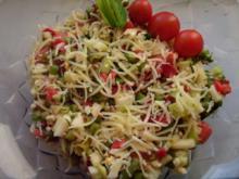 Zucchinisalat - Rezept