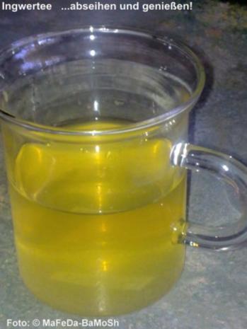 Ingwer-Tee - Rezept - Bild Nr. 2