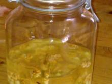 Geschenke aus der Küche: Ingwer-Likör - Rezept