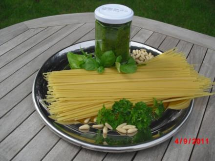 Pesto - Rezept