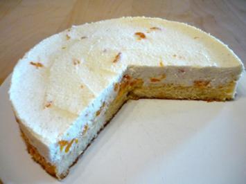 Käse - Sahne - Torte - Rezept