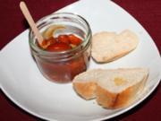 Karotten-Currywurst im Glas - Rezept