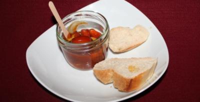 Rezept: Karotten-Currywurst im Glas