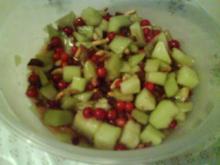 Herzhafter Melonensalat - Rezept