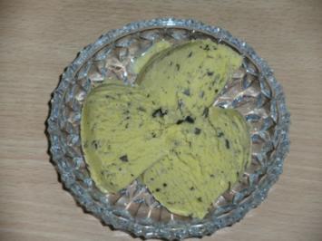 Eis: Kürbiskern-Eis - Rezept