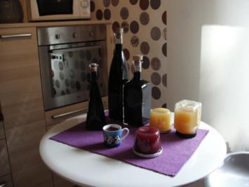Birnen - Apfel Gelee mit Holunderlikör - Rezept