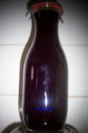Getränk: Drei-Frucht-Saft-(Konzentrat) - Rezept