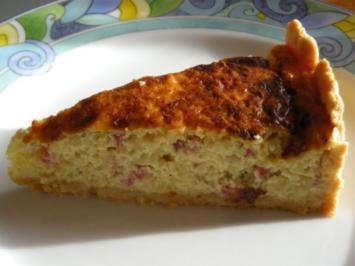 Hoher Zwiebelkuchen alla Stella - Rezept