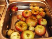 Michis Obst Gelee mit Williams Christ - Rezept