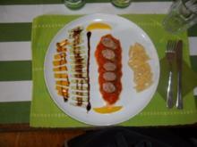 Currywurst deluxe - Rezept