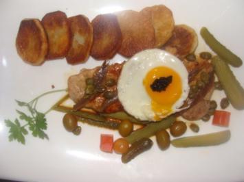 Fleisch : - Holsteiner Schnitzel - - Rezept