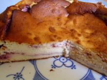 "Kuchen/Torten...MINI fruchtiger Käsekuchen ""light"" - Rezept"