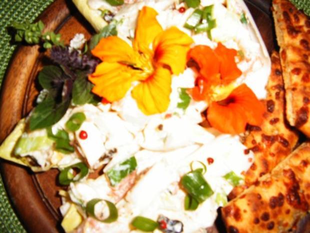 Chicoree-Lachs-Salat - Rezept - Bild Nr. 7